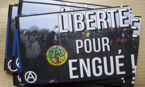 Liberté pour Enguérrand Delanous