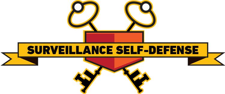 Logo du guide de l'EFF