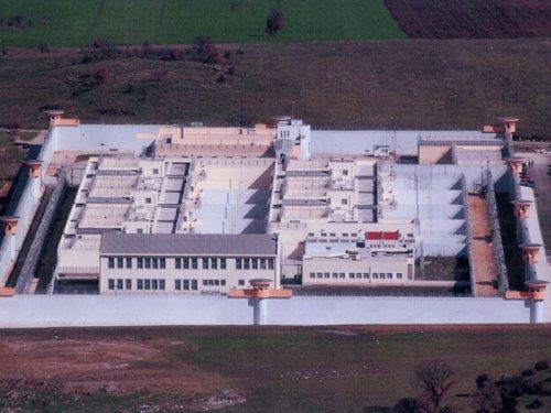 La prison de haute sécurité de Domokos