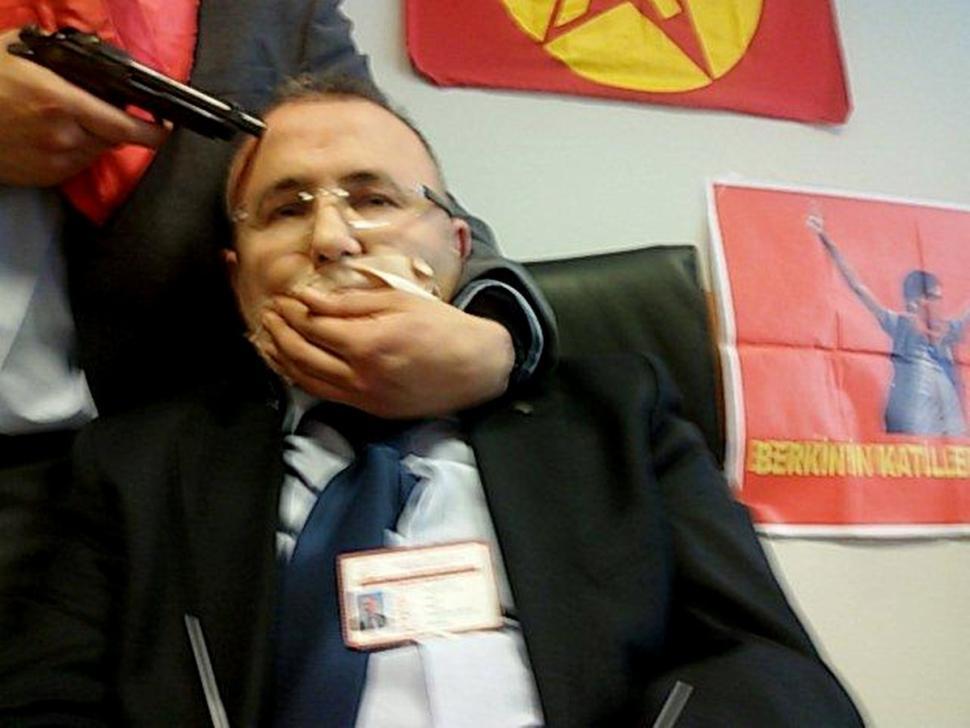 La photo du procureur qui a fait le tour d'internet.