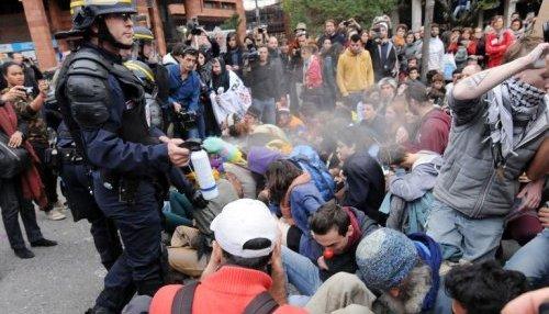 La manifestation du 6 novembre à Toulouse