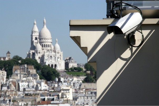 La vidéosurveillance à Paris