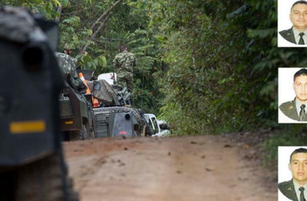 Trois policiers tués dans une embuscade