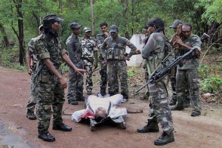 Salwa Judum à la chasse des suspects de maoïsme