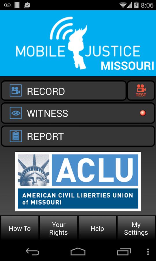 L'application Mobile Justice