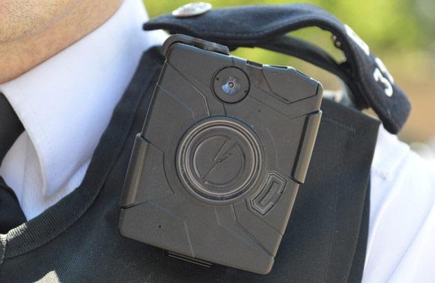 Caméra corporelle pour policier londonien