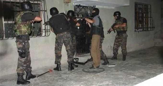 Opération anti-PKK à Şırnak