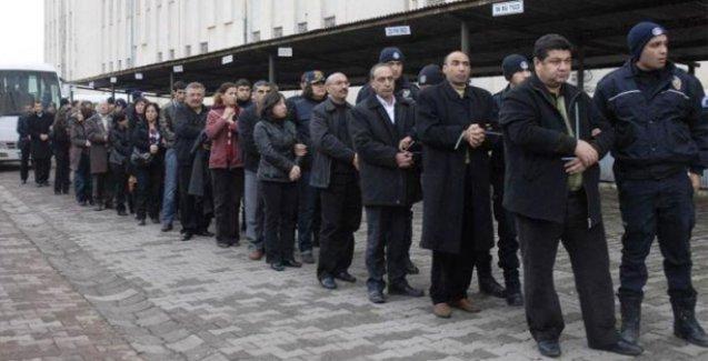 Les militants kurdes condamnés du procès KCK de Van
