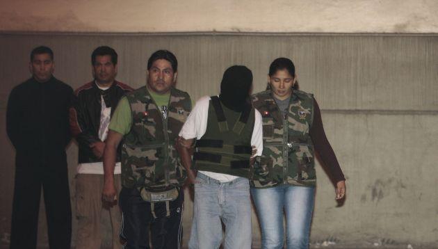 Arrestation de Neymer Keni Maldonado Bermeo