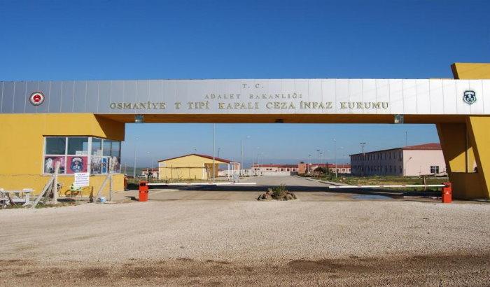 La prison d'Osmaniye