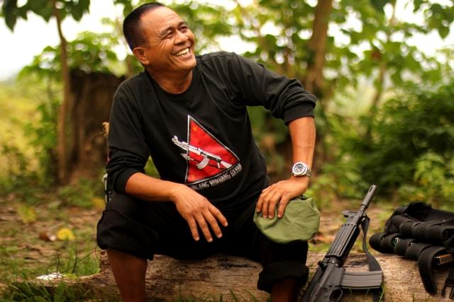 Le commandant Parago