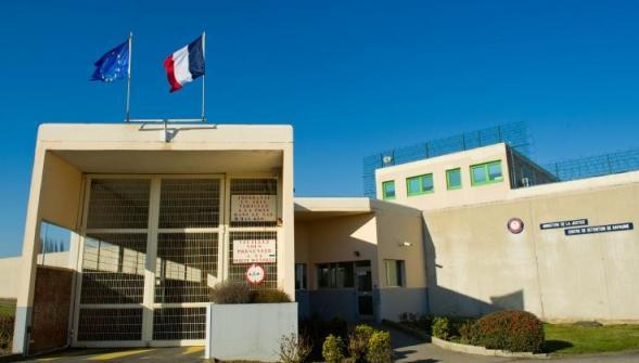 La prison de Bapaume