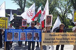 La manifestation solidaire de ce mardi à Ottawa