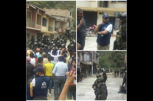 Le commissariat d'El Mango attaqué par les FARC