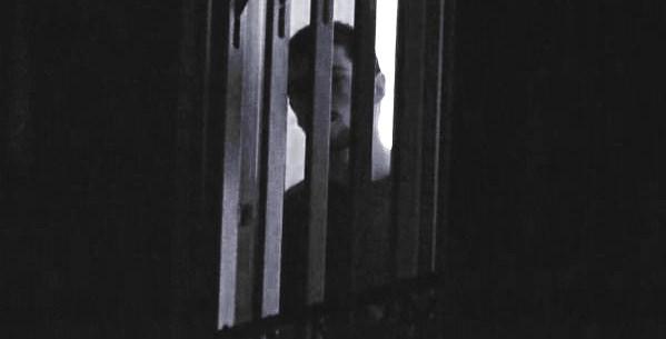 Nikos Romanos, prisonnier anarchiste en Grèce.