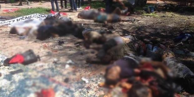 De nombreux jeunes kurdes ont été tués à Suruç.