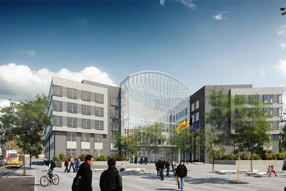 Le projet de palais de justice de Namur