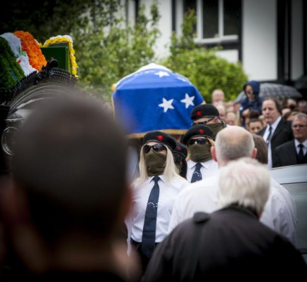 Funérailles de Peggy O'Hara