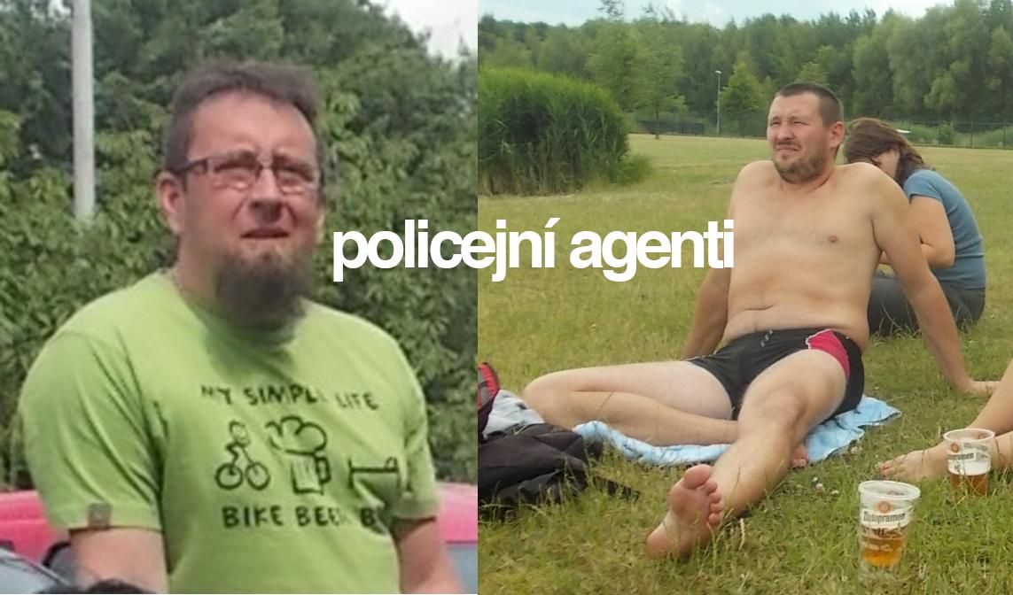 Les deux policiers infiltrés chez les anarchistes tchèques