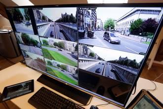 Le nouveau système de vidéosurveilance