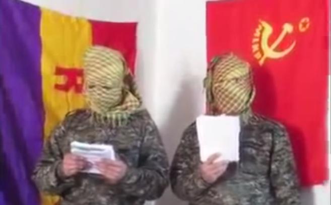 Deux Espagnols accusés d'avoir combattu aux cotés des YPG