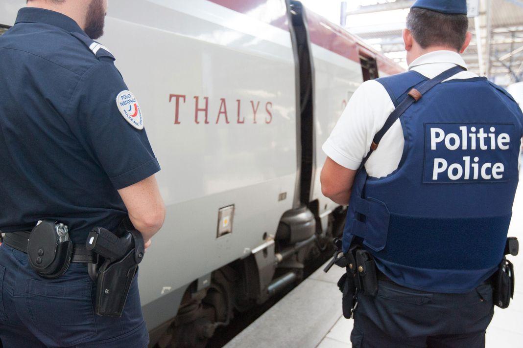 Sécurité augmentée pour les trains transfrontaliers.