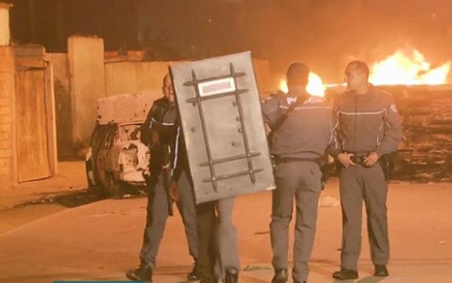 Affrontements à Cidade Tiradentes