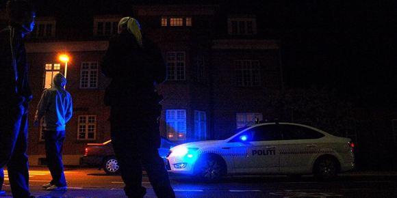 Affrontements entre autonomes et policiers à Copenhague.