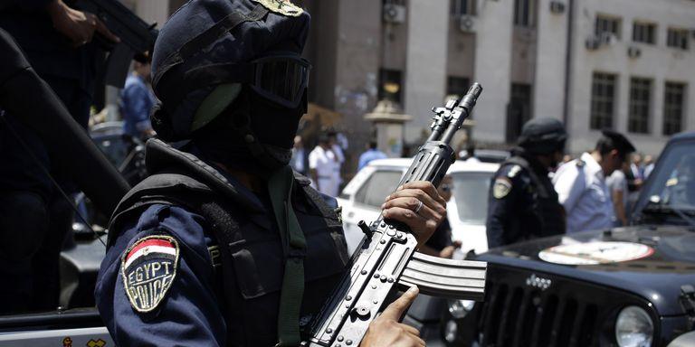 Forces spéciales égyptiennes