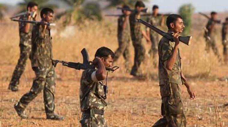 Soldats de la CRPF en opération