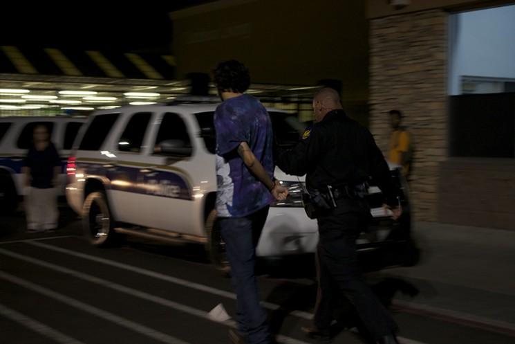 Arrestations à Phoenix