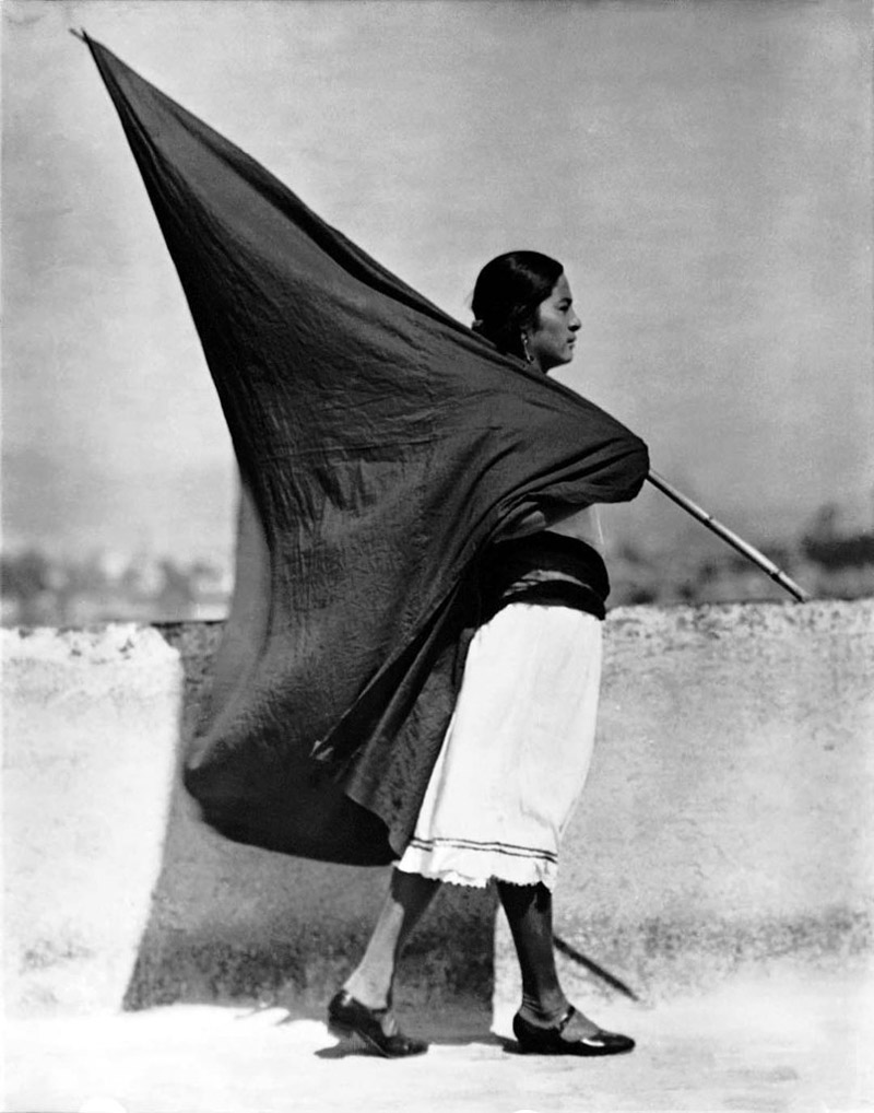 Photo de Tina Modotti