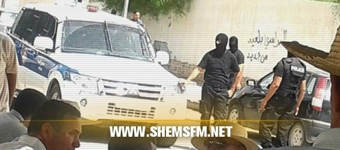 Les incidents de Sidi Bouzid