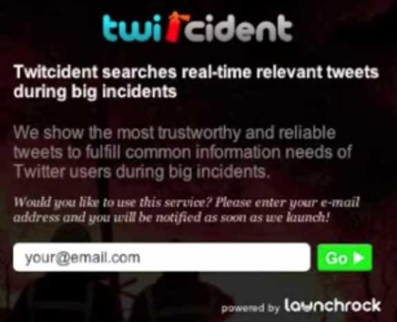 Twitcident