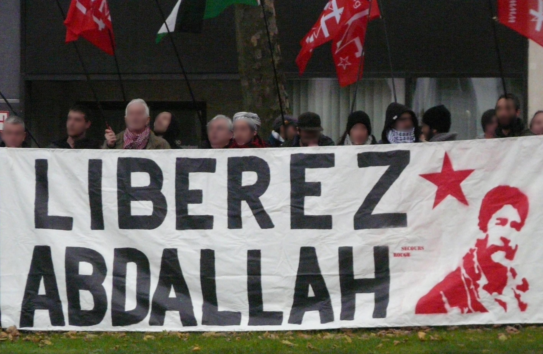 Au rassemblement à Bruxelles