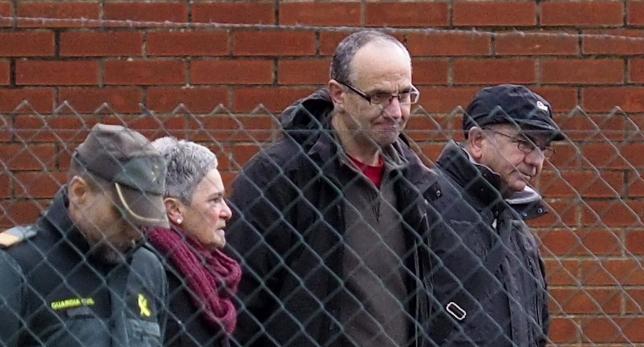 Alberto Plazaola à sa libération