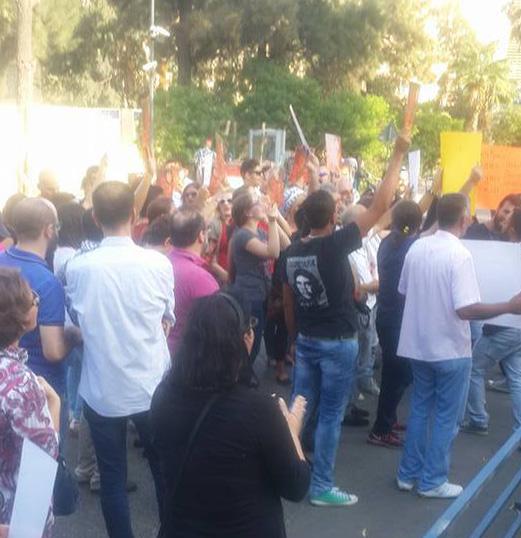 Au rassemblement de Beyrouth