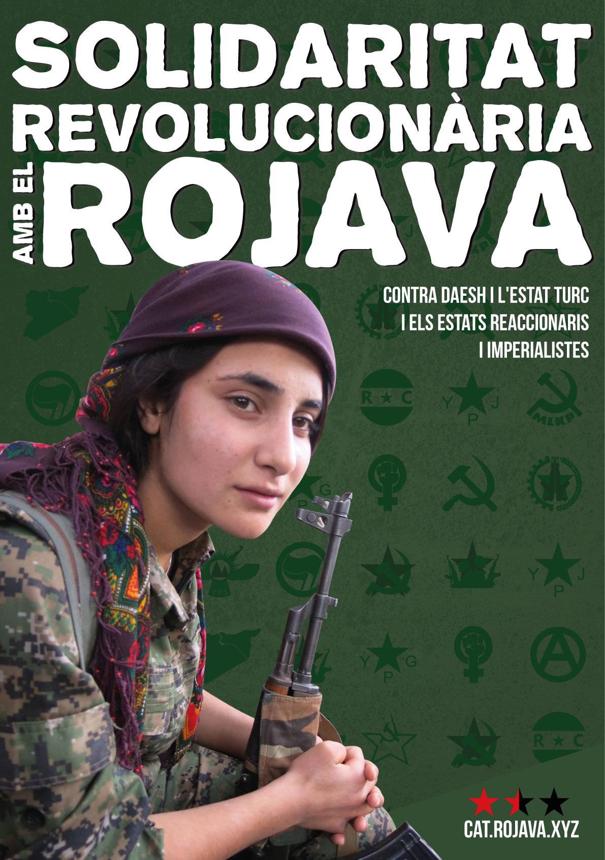 Solidaritat revolucionària amb el Rojava