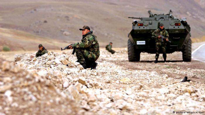 L'armée turque dans la province de Hakkari (archive)