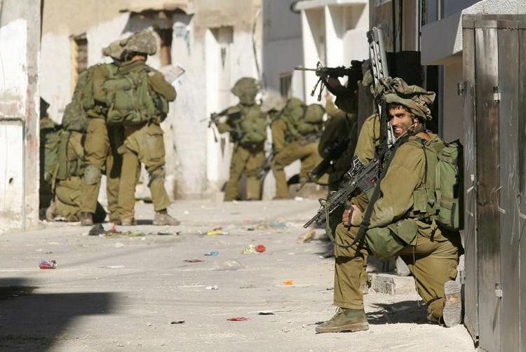 Opération miltiaire israélienne dans le camp de Jénine (archive)