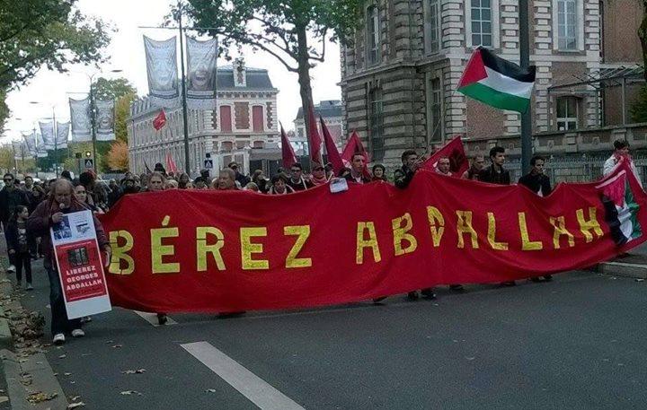 A la manifestation de Lille