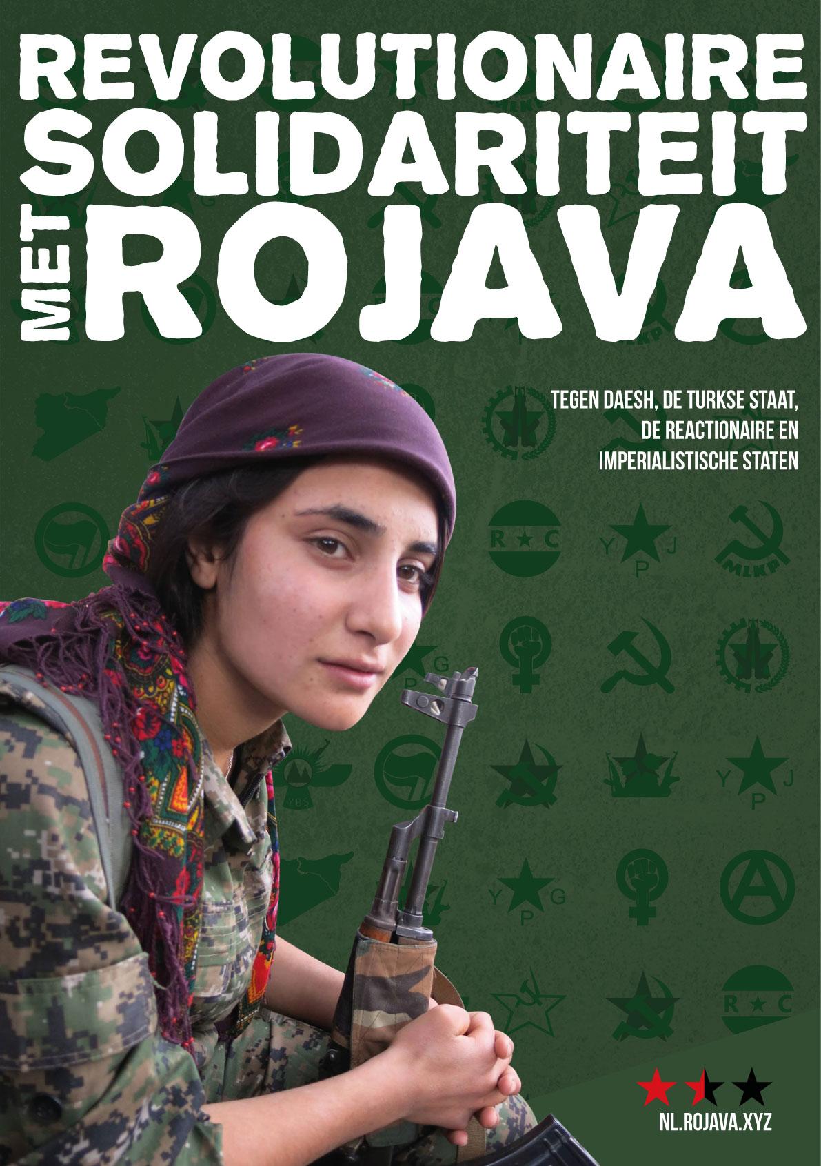 Revolutionaire Solidariteit met Rojava !