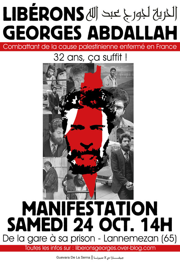 Affiche pour la manifestation de Lannemezan