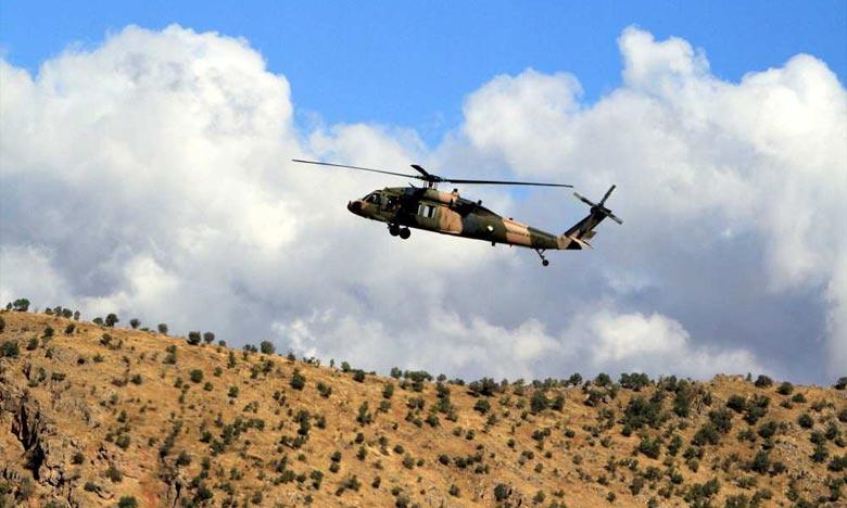 Opération anti-PKK