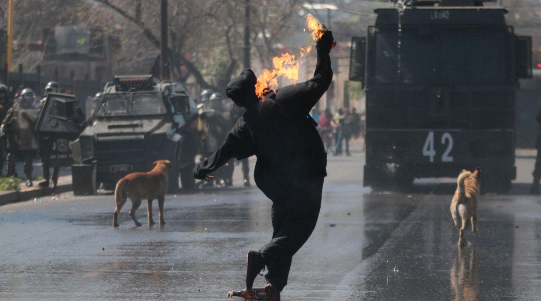 Affrontements ce week end à Santiago