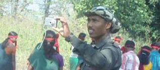 Sonadhar, commandant de la PLGA