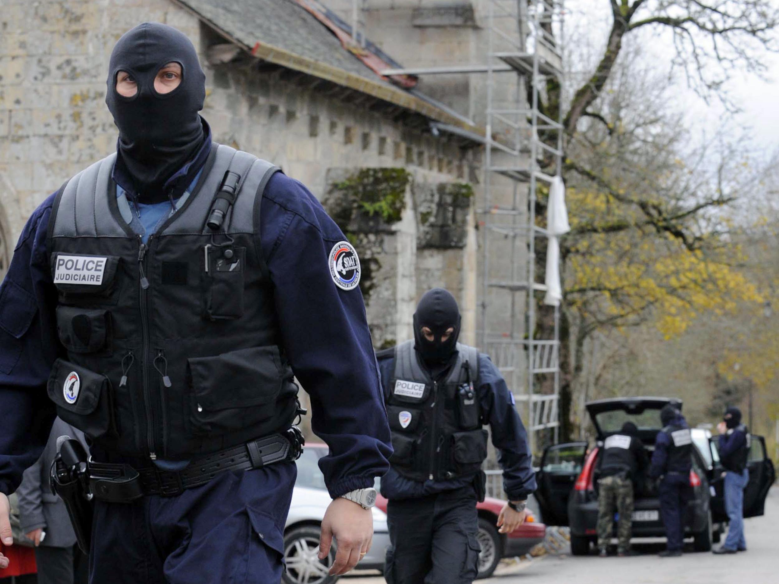 L'opération policière de 2008 à Tarnac
