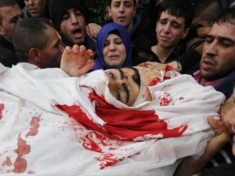 Le jeune manifestant tué à Quatanna