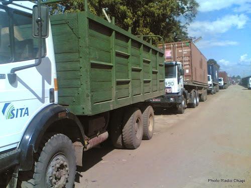 Grève des chauffeurs sur l'axe Matadi-Kinshasa