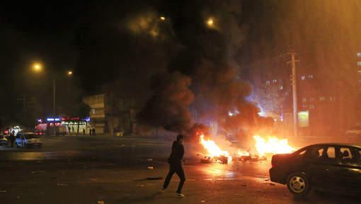 Affrontements à Diyarbakir